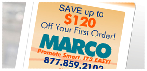 Marco Promotional Products Banners
