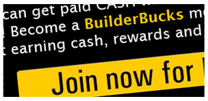 BuilderBucks Referral Website